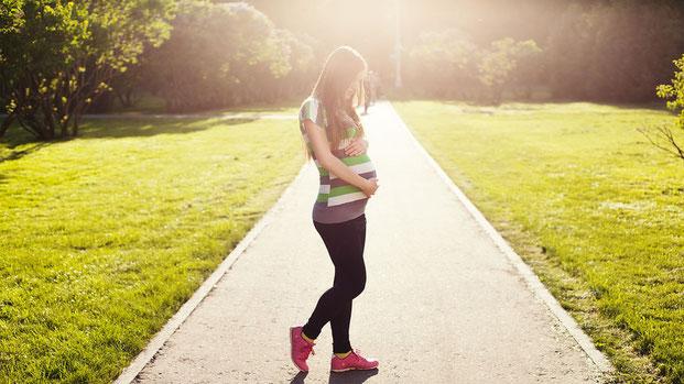 Cours de sport pour femme enceinte