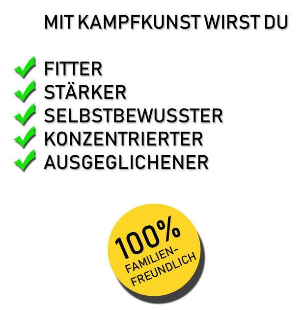 Kampfsport / Selbstverteidigung Mayen & Neuwied