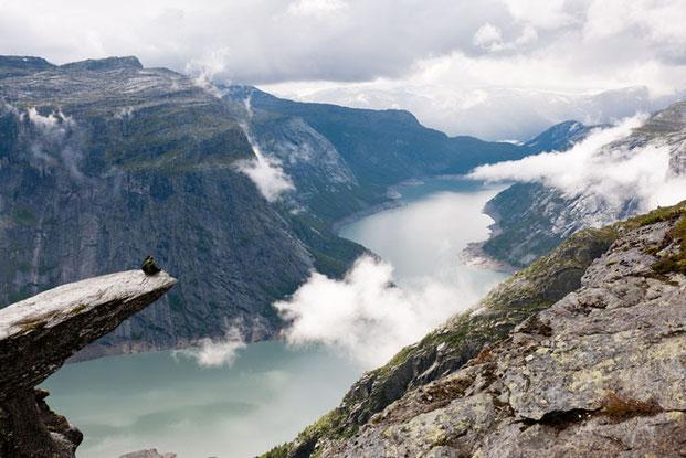 Trolltunga - Odda, Norway