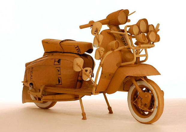 деревянная скульптура-2