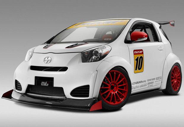Toyota-(Scion)-iQ