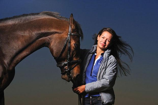 лошади и люди Светланы Петровой-12