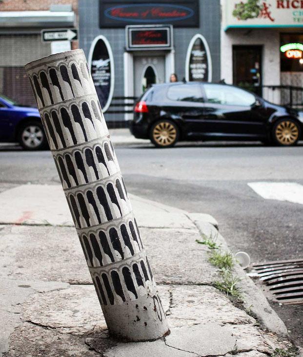 уличный стрит арт