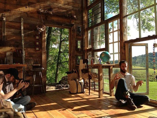 экологический дизайн дома