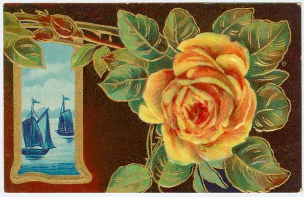 винтажные открытки-25