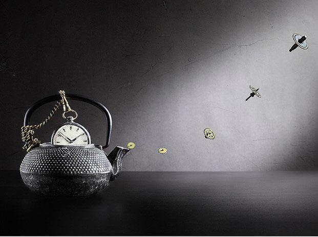 Мечты за чашкой чая