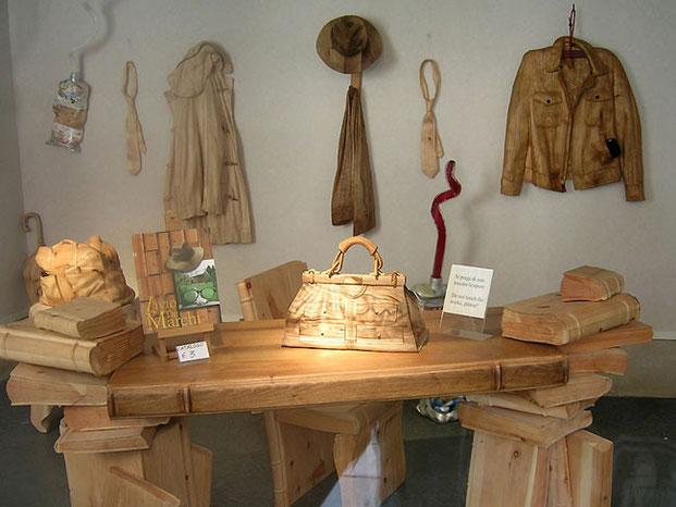 деревянная скульптура-10