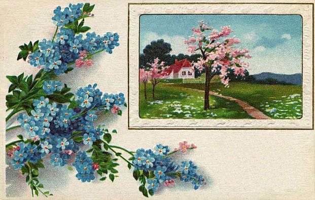 винтажные открытки-12