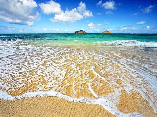 пляжи и острова