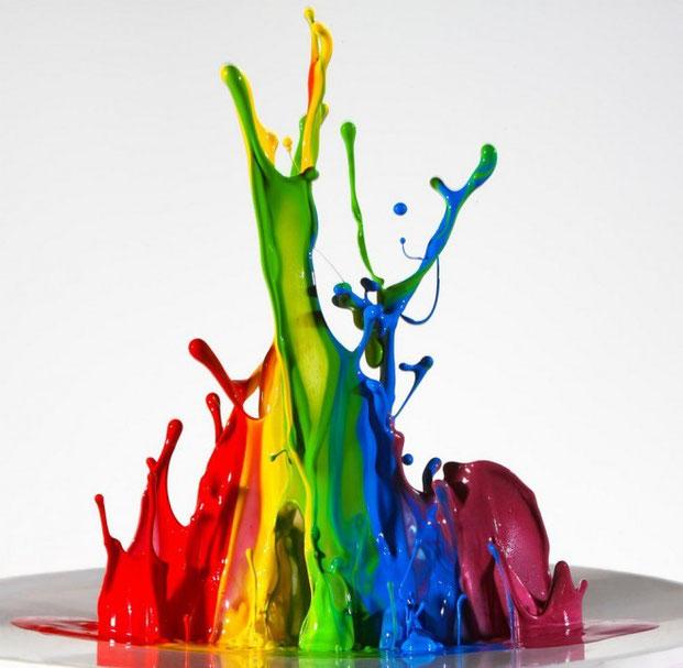 многоцветная фотография-3