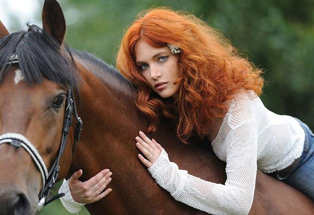 лошади и люди Светланы Петровой-10