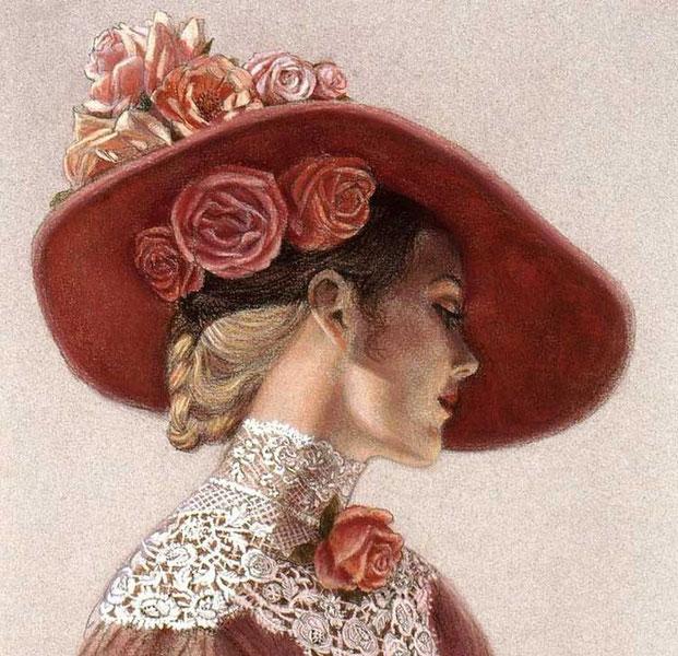 женские образы в живописи