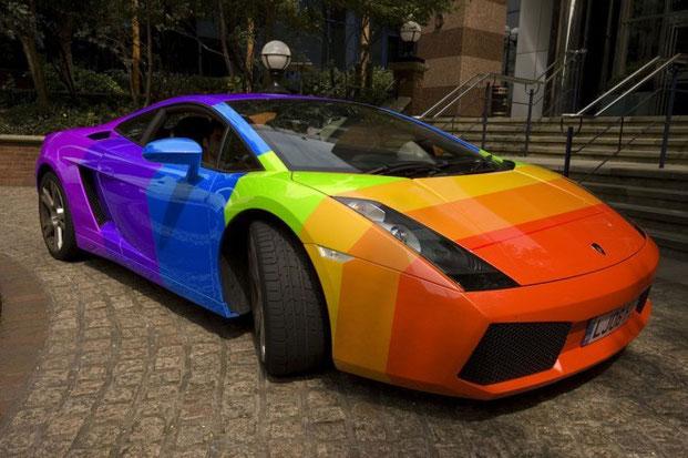 многоцветная фотография-17