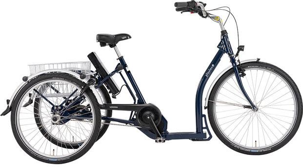 Dreirad für Erwachsene Pfau Tec Verona