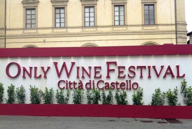 Città di Castello. Dal 23 al 25 aprile 2016 ospiterà la manifestazione del vino dei 100 migliori giovani produttori italiani