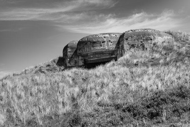 Bunker der Batterie Hanstholm