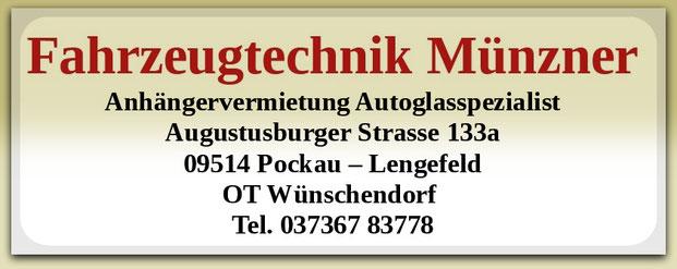 Bild: Münzner Fahrzeugtechnik Wünschendorf Erzgebirge