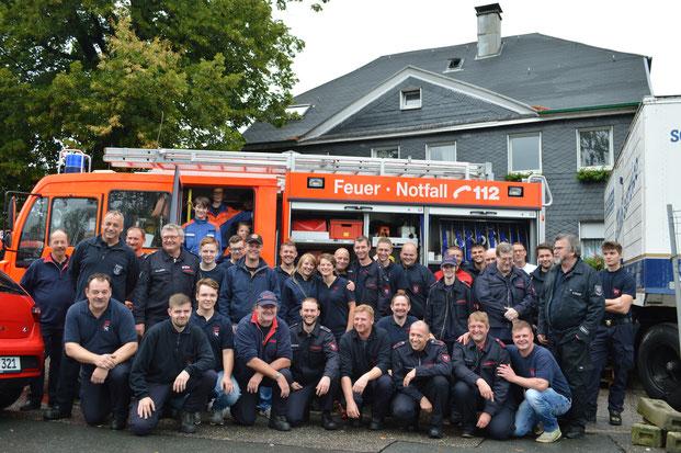 Feuerwehrkameraden Lüdorf Bad Herrenalb Feuerwehr Remscheid