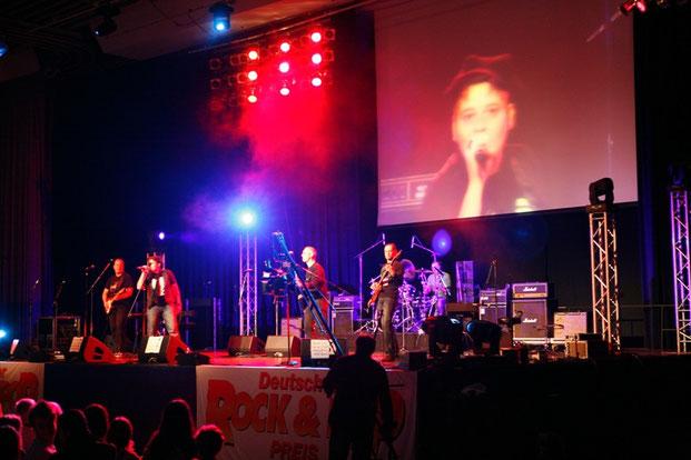 Finale Deutscher Rock & Pop Preis 2009 in Wiesbaden