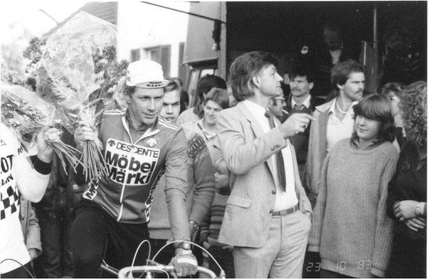 1983 Peter Fischer OK Präsident