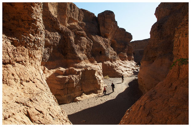 Canyon de Sesriem ; Namibie