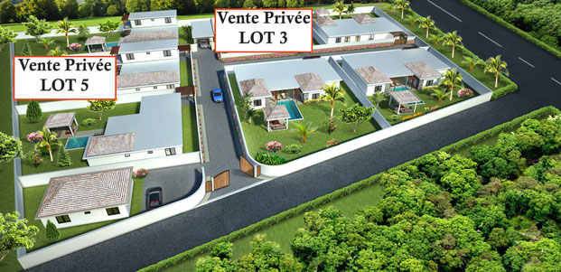VENTES PRIVEES IMMOBILIER ILE MAURICE RES TROPICA BAIE