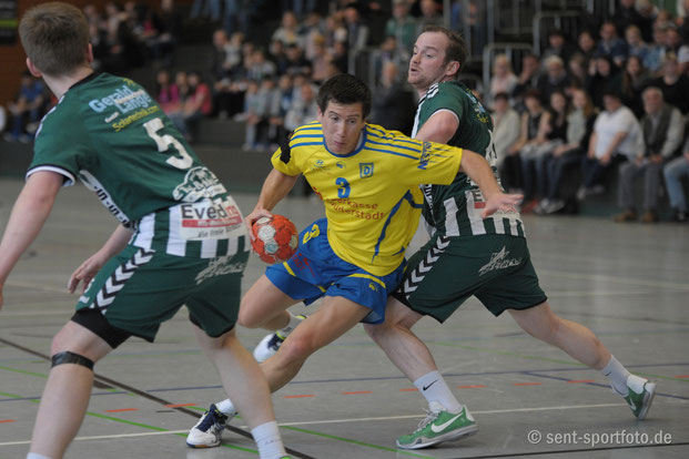 TV Jahn Duderstadt vs. SV Aue Liebenau (grün)