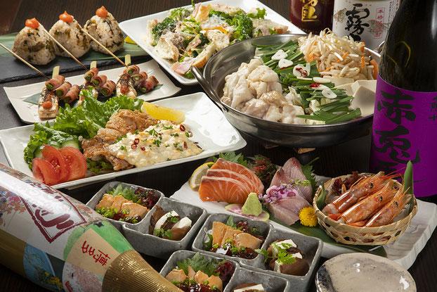選べる肉鍋 忘年会プラン