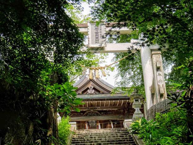 石川町 石都々古和気神社(いわつつこわけじんじゃ)
