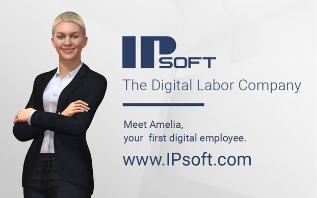 Amelia robot professioni digitali infogio Carmagnola