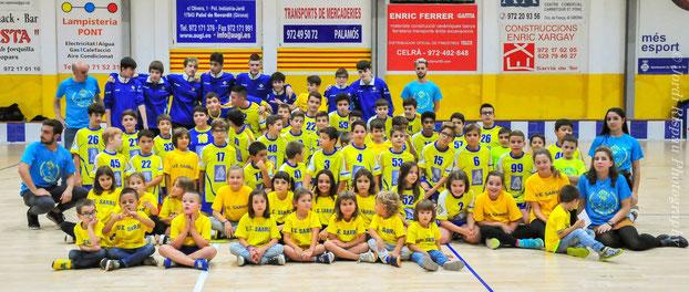 Escola Esportiva 2017/2018 - Foto: Jordi Rispau.