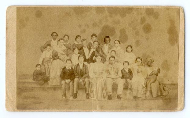 バンカーと妻と18人の子どもと奴隷のグレース・ケイズ