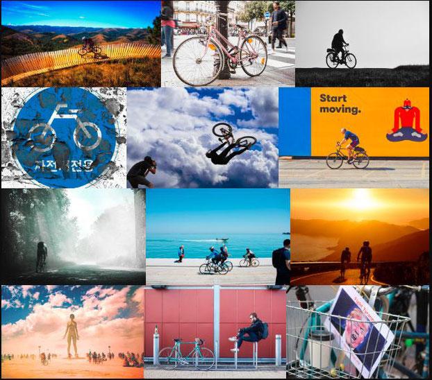 plus belles photos vélo