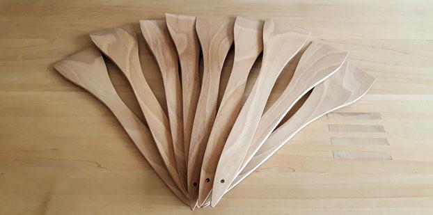 Saucenrührer aus Holz für naturbewusste Köche