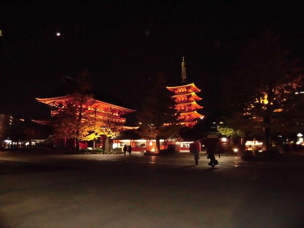 もしかしたら、京都にも負けないかもって思える浅草寺