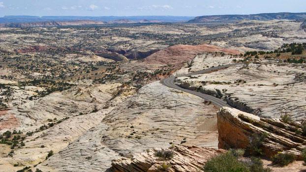USA Urlaub: Grand Staircase Escalante National Monument und Escalante Petriefied Forest