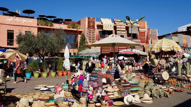 Marrakesch, Medina