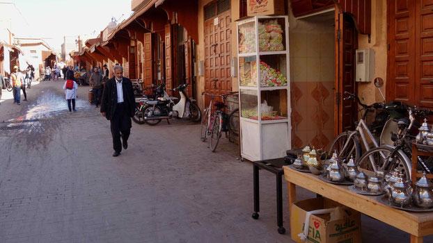 marokko, Mellah