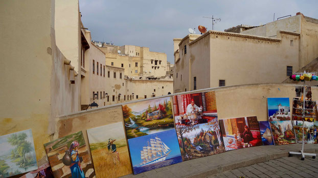 Marokko Urlaub: Fès, Medersa Bou Inania. #marokko