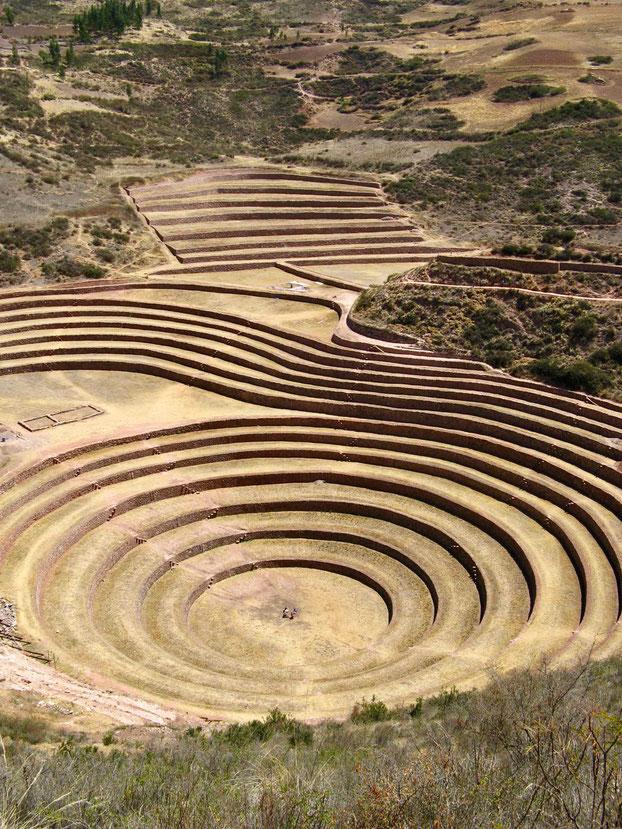 Reiseroute Peru Urlaub: Urubambatal