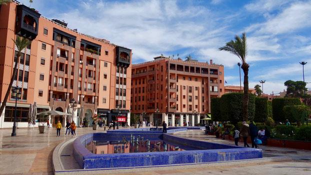 Marrakech Plaza - Geheimtipp