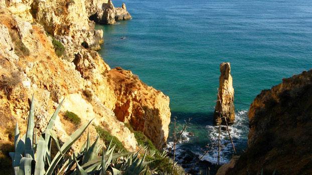 Urlaub in der Algarve, Portugal: Die schönsten Strände