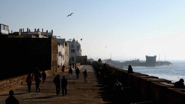 Reisebericht Marokko, Essaouira