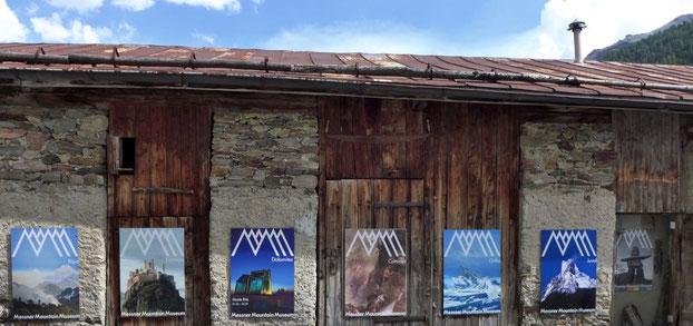 Besuch im MMM Messner Mountain Museum Südtirol