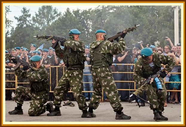 СПАС - международный клуб самообороны и рукопашного боя