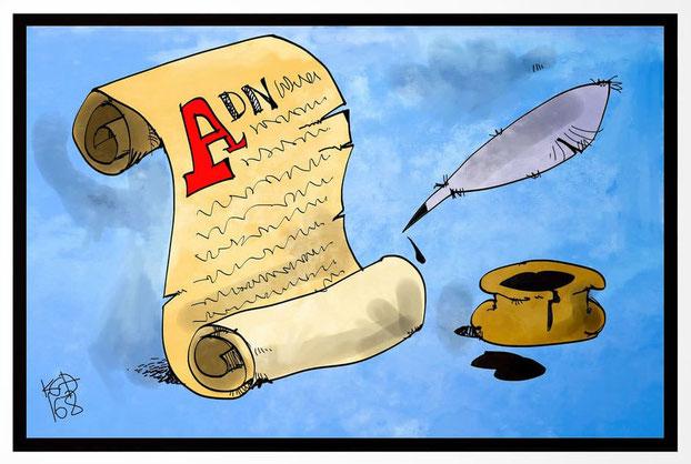 ADN Schuldnerberatung Historie