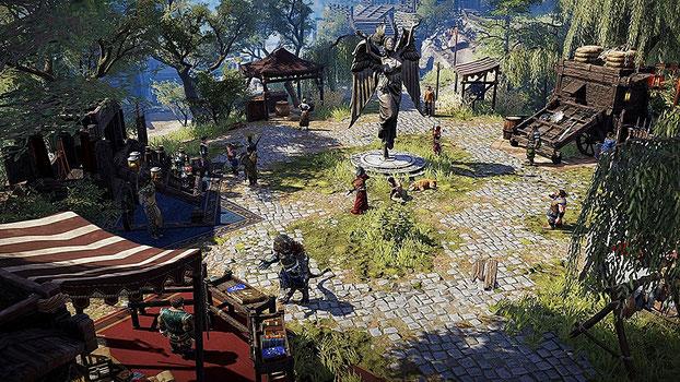 Beste Spiele 2017: Divinity: Original Sin 2
