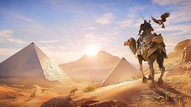 Beste Xbox One Spiele 2017: Assassin's Creed Origins