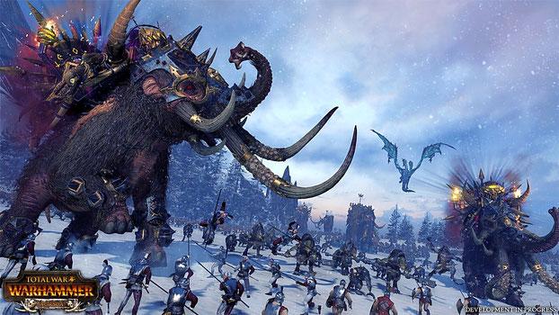 Beste PC Spiele: Total War - WARHAMMER 2