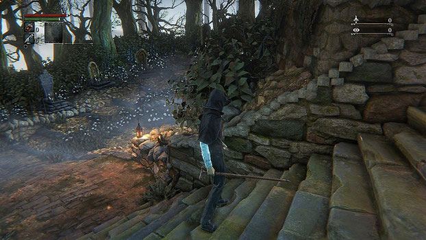 Beste PS4 Spiele: Bloodborne